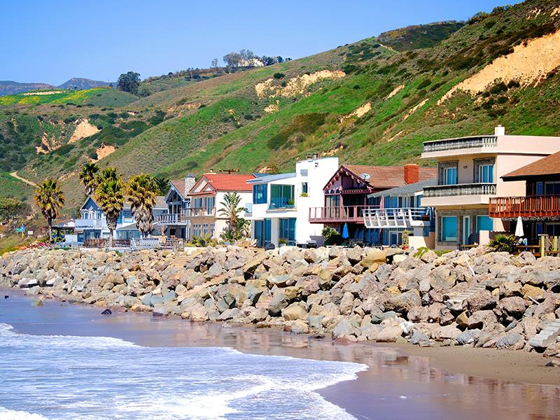 Ocean Front - Northern Ventura County